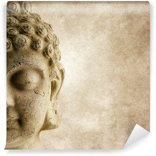 Vinylová Fototapeta Buddha Grunge Face