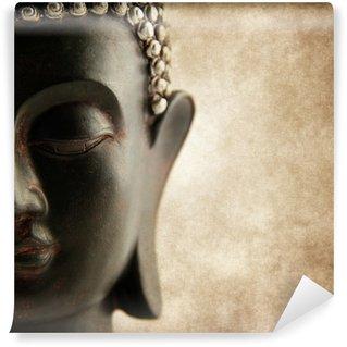 Vinylová Fototapeta Buddha grunge styl