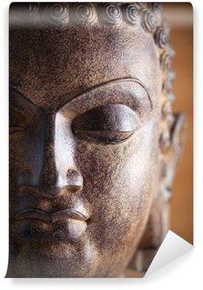Vinylová Fototapeta Buddha socha