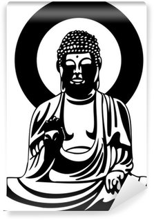 Vinylová Fototapeta Buddha