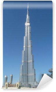 Vinylová Fototapeta Burj Khalifa, Dubaj