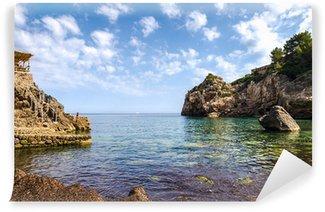 Vinylová Fototapeta Cala Deia pláž