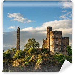 Vinylová Fototapeta Calton Hill, Edinburgh, Skotsko