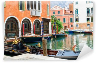 Vinylová Fototapeta Canal v Benátkách, Itálie