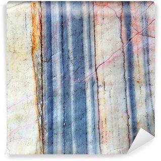 Vinylová Fototapeta Čára na mramorové texturu kamene