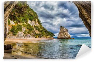 Vinylová Fototapeta Cathedral Cove