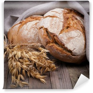 Vinylová Fototapeta Čerstvý chléb