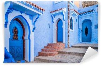 Vinylová Fototapeta Chefchaouen, Maroko