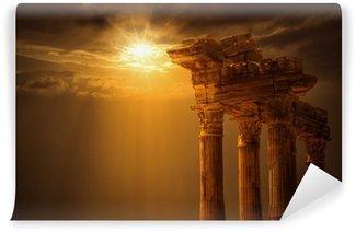Vinylová Fototapeta Chrám Apollon, Antalya City, Boční