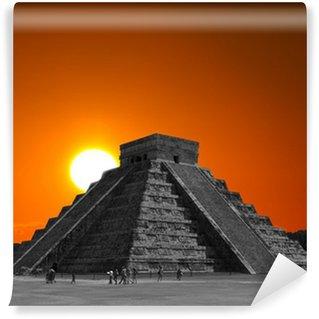Vinylová Fototapeta Chrámy Chichén Itzá chrámu v Mexiku