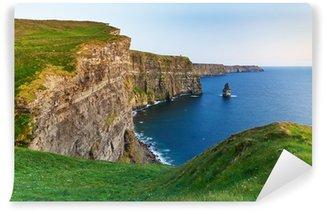 Vinylová Fototapeta Cliffs of Moher za soumraku v hrabství Clare, Irsko