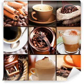 Fototapeta Winylowa Coffee concept