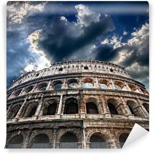 Vinylová Fototapeta Colosseum, planoucí arena