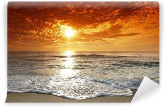Vinylová Fototapeta Corsican svítání