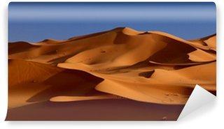 Vinylová Fototapeta Crépuscule du pouštní