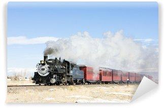 Vinylová Fototapeta Cumbres a Toltec úzkorozchodná železnice, Colorado, USA