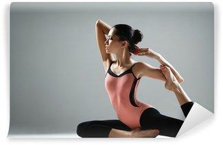 Fototapeta Vinylowa Ćwiczenia jogi