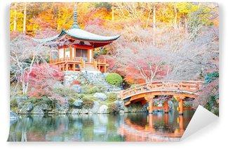 Vinylová Fototapeta Daigoji Temple Kyoto