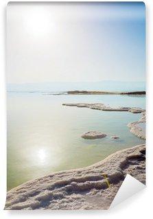 Vinylová Fototapeta Dead Sea krajina