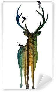 Vinylová Fototapeta deer