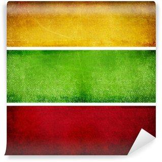 Vinylová Fototapeta Dekorativní barevný papír