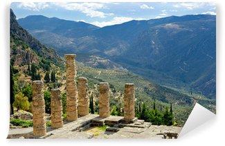 Vinylová Fototapeta Delphi, Řecko