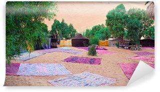 Vinylová Fototapeta Desert Camp