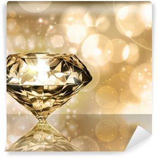 Vinylová Fototapeta Diamant