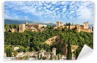 Vinylová Fototapeta Die Alhambra v Granadě, Spanien