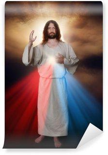 Vinylová Fototapeta Divine Mercy Obrázek