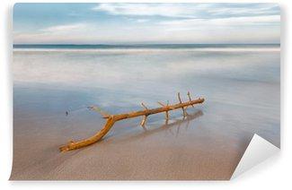 Vinylová Fototapeta Dlouhou expozici na pláži