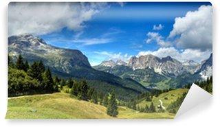Vinylová Fototapeta Dolomity - Alta Badia zobrazení