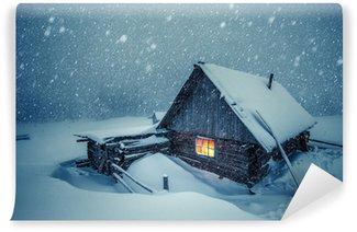 Fototapeta Winylowa Dom
