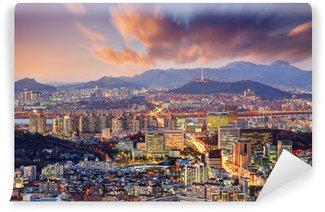 Vinylová Fototapeta Downtown Soul, Jižní Korea