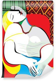 Vinylová Fototapeta Dream Pablo Picasso
