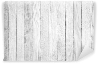 Fototapeta Winylowa Drewno o dużej rozdzielczości białe tło