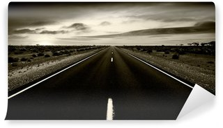 Fototapeta Winylowa Droga do nikąd