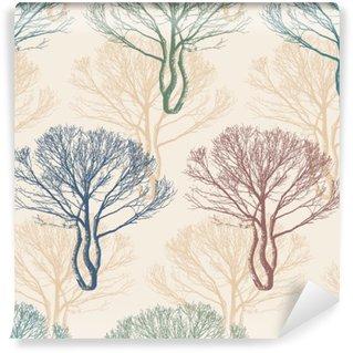 Fototapeta Winylowa Drzew