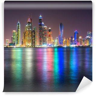 Vinylová Fototapeta Dubaj marina