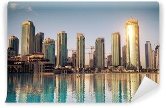 Vinylová Fototapeta Dubaj město