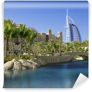 Vinylová Fototapeta Dubaj skyline