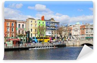 Vinylová Fototapeta Dublin, Irsko