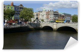 Vinylová Fototapeta Dublin