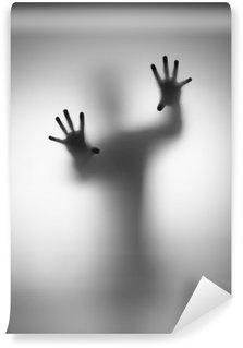 Vinylová Fototapeta Duchové hand