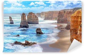 Vinylová Fototapeta Dvanáct apoštolů podél Great Ocean Road v Austrálii