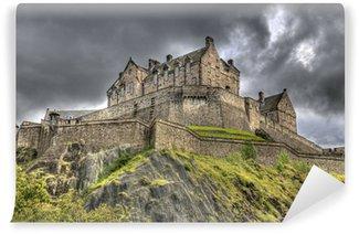 Vinylová Fototapeta Edinburg Castle