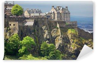 Vinylová Fototapeta Edinburgh Castle, Skotsko, Velká Británie