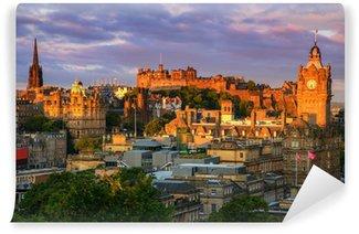 Vinylová Fototapeta Edinburgh Castle, Skotsko