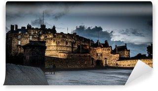 Vinylová Fototapeta Edinburgh Castle.