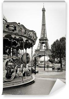 Vinylová Fototapeta Eiffelturm
